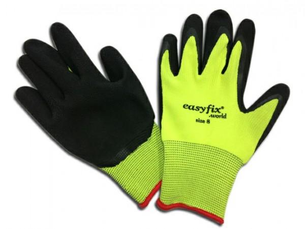 Easyfix Handschuhe Gr. 8 (rot)