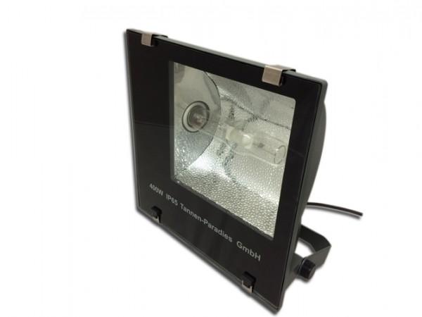 Energiesparstrahler/Flutlicht 400 W, Natriumdampf
