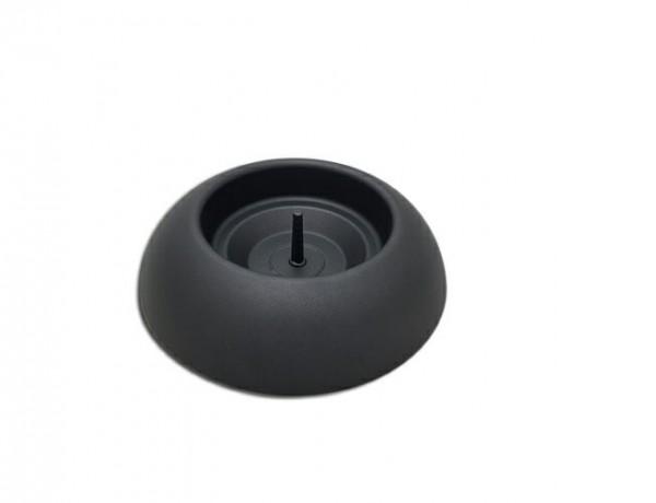 Easyfix Wasserständer Classic, 39 cm, schwarz matt