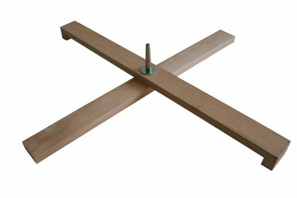 Easyfix Einzelständer Eiche, 78cm, klappbar