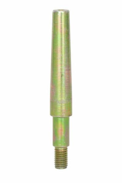 Easyfix Aufnahmedorn mit Gewinde, 112 mm, verzinkt, inkl.M10 Einschlagmutter - festsitztend -
