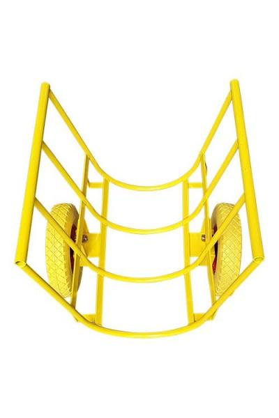 Transportwagen / Trolley, 750 mm breit (Lieferung ohne Schiebestange)